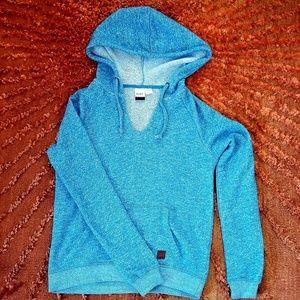 Roxy Blue XS Sweater Hoodie